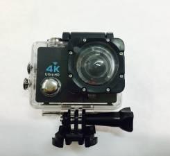 Экшн камера Sports 360 .wifi/uhd 4k. 10 - 14.9 Мп, без объектива