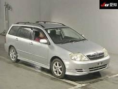 Обвес кузова аэродинамический. Toyota Corolla Fielder