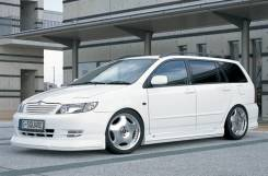 Обвес кузова аэродинамический. Toyota Corolla Toyota Corolla Fielder Toyota Allex