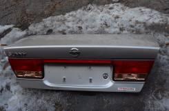 Крышка багажника. Nissan Sunny, B15, FB15, FNB15 Двигатели: QG13DE, QG15DE