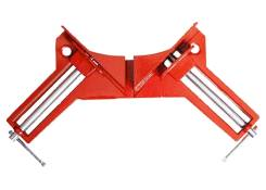 Струбцина угловая, 75 мм, алюминиевая// SPARTA 203205