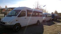 Mercedes-Benz Sprinter. Турист 19+1, Мерседес-Бенц Спринтер 411, 2 200 куб. см., 19 мест