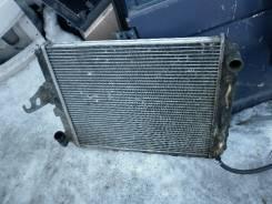 Радиатор охлаждения двигателя. Nissan Vanette, KUGNC22, KUGC22 Nissan Vanette Largo, KUGC22, KUGNC22 Двигатель LD20T