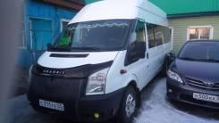 Ford Transit. Продам Ford Trasit в Омске, 2 200 куб. см., 19 мест