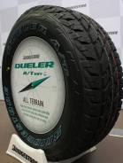 Bridgestone Dueler A/T 697. Летние, 2016 год, без износа, 4 шт