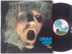 ЮРАЙ ХИП / Uriah Heep - . . .very 'eavy. . . very 'umble - 1971 DE LP
