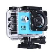 Экшн-камера Sports HD DV 1080p. 10 - 14.9 Мп, без объектива