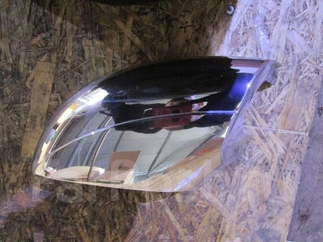 Крышка зеркала правого Volkswagen Amarok 2010- хром нижняя часть. Volkswagen Amarok, 2HA, 2HB Двигатели: CNEA, CNFB, CSHA