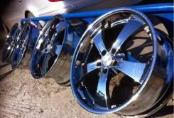 Centerline Wheels. 8.5x20, 5x114.30, ET40, ЦО 72,0мм.