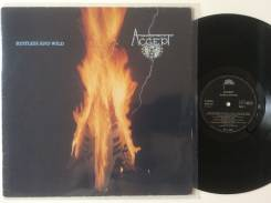 HARD! Акцепт / Accept - Restless and Wild - DE LP 1982 спид метал