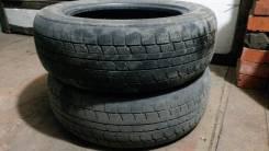 Dunlop D250. Всесезонные, 2012 год, износ: 60%, 2 шт