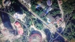 Участок с домом в центре Сочи. 1 200 кв.м., собственность, электричество, вода, от частного лица (собственник)