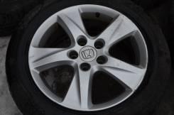 Honda Accord. 7.5x17, 5x114.30, ET55, ЦО 64,1мм.
