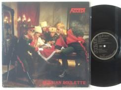 HARD! Акцепт / Accept - Russian Roulette - DE LP 1986 виниловый диск
