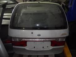 Дверь багажника. Nissan Serena, KBNC23 Nissan Vanette Serena, KVC23, KBNC23, KBC23, KVNC23, KBCC23, KAJC23, KVJC23 Двигатели: SR20DE, CD20ET, GA16DE...