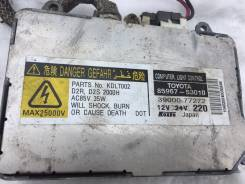 Блок ксенона. Toyota Harrier, MCU36W, MCU36 Двигатель 1MZFE