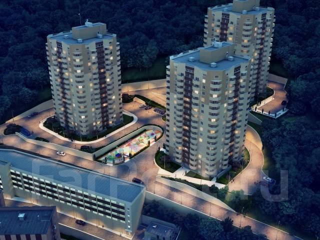 Варяг-Центр - Новый жилой комплекс на Второй речке.