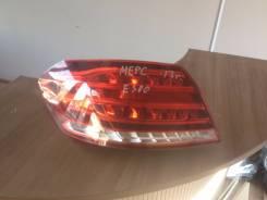 Стоп-сигнал. Mercedes-Benz E-Class, W212