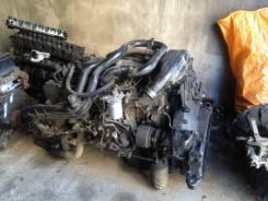Двигатель в сборе. Isuzu Forward Двигатель 6HE1