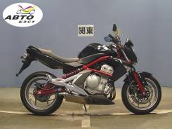 Kawasaki ER-6n. 650 куб. см., исправен, птс, без пробега