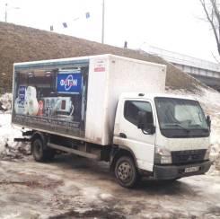 Mitsubishi Canter. Продается грузовик FUSO Canter, 4 889 куб. см., 3 500 кг.