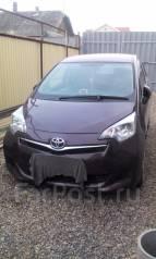 Toyota Ractis. автомат, передний, 1.5 (109 л.с.), бензин, 34 350 тыс. км