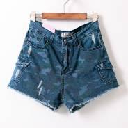 Шорты джинсовые. 40, 42, 44, 40-44