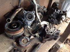 Двигатель в сборе. Mitsubishi Canter