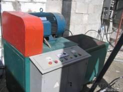 Оборудование для производства топливных брикетов.