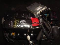 Двигатель в сборе. Toyota: Corolla, Yaris, Corolla Rumion, WiLL Cypha, Spade, Yaris / Echo, Succeed, Alphard Hybrid, Echo Verso, Vitz, XA, Ractis, Sol...