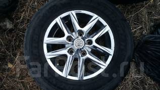 Колеса Land Cruiser 100, 200 Tundra 285/60 R18, 5*150. x18 5x150.00