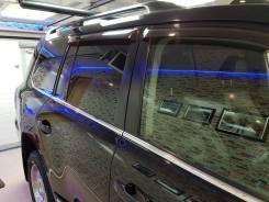 Молдинг стекла. Toyota Land Cruiser