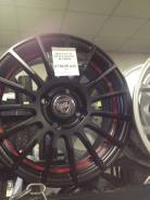 NZ Wheels F-23. 6.0x14, 4x100.00, ET43, ЦО 60,1 мм.