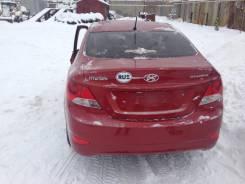 Hyundai Solaris. G4FA