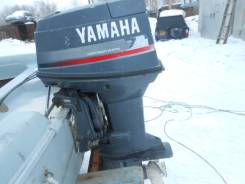 Yamaha. 70,00л.с., 2х тактный, бензин, нога L (508 мм), Год: 1999 год