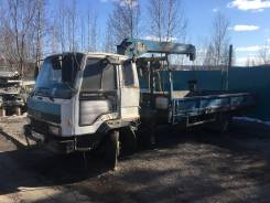 Isuzu Forward. Кран манипулятор , 7 200 куб. см., 5 000 кг.