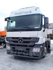 Mercedes-Benz Actros. 1841 LS Profi Truck, 12 000 куб. см., 10 437 кг.