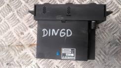 Блок управления климат-контролем. Mitsubishi Dingo, CQ2A Двигатели: 4G15, GDI