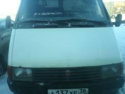 ГАЗ Газель. Продаётся газель фургон, 2 400 куб. см., 1 500 кг.