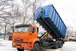 АС-20Д (63370G), 2017. АС-20Д (63370G) (на шасси Камаз 6520-3072-43 (нав. Hyvalift) мультилифт, 100 куб. см.