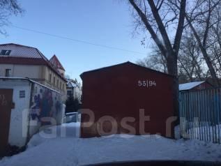 Гаражи металлические. улица Мухина 9, р-н Центральный, 26 кв.м.