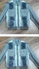 Куртки джинсовые. 38, 40-44