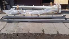 Порог пластиковый. Honda Stream, RN2, RN3, RN1. Под заказ