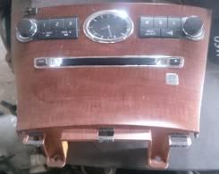Консоль панели приборов. Nissan Fuga, PY50, PNY50, GY50, Y50 Двигатели: VK45DE, VQ25HR, VQ35DE, VQ35HR, VQ25DE