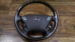 Руль. Lexus: IS350, IS250, LS600H / 600HL, LS600hL, GS300h, IS300, LX470, LS430, LX570, LX450, GS430, IS200d, GX460, RX300, GX470, GS400, HS250h, RX27...
