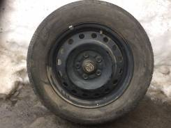 Колеса R15 5*114.3: диски и резина, лето. 5x114.30 ET35 ЦО 66,0мм.