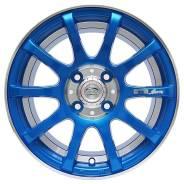 Sakura Wheels 355A. 6.0x14, 4x100.00, ET35, ЦО 73,1мм.