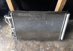 Радиатор охлаждения двигателя. Hyundai Elantra