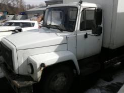 ГАЗ 3309. Бу промтоварный фургон газ 3309, 4 750 куб. см., 4 200 кг.