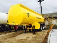 Foxtank. Продам полуприцеп-цистерну бензовоз 28м3 ФоксТанк, 1 000 куб. см., 28,00куб. м.